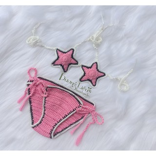 Bikini Hình Ngôi Sao Cho Bé Gái