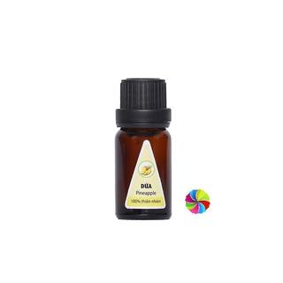[DỨA] Tinh dầu DỨA Thiên Nhiên nguyên chất TIZASU có kiểm định 10ml làm thơm mát không gian sống thumbnail