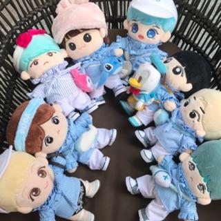 [Nhập mã TOYVUI giảm 20% tối đa 50K]Bộ quần áo cho doll 20cm (Outfit cho Doll)
