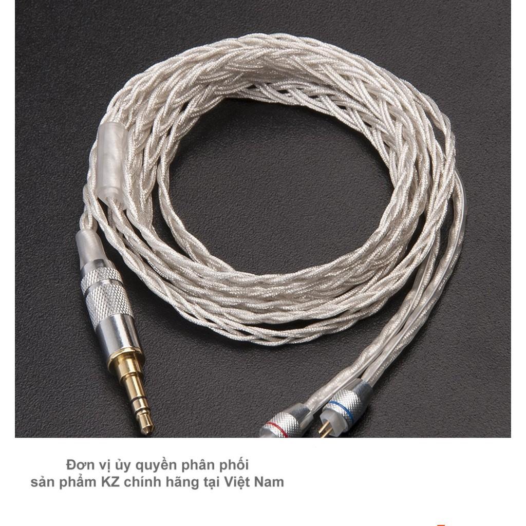Dây bạc KZ type B hàng mới cho ZST /ED12/zs3/zs5/zs6..