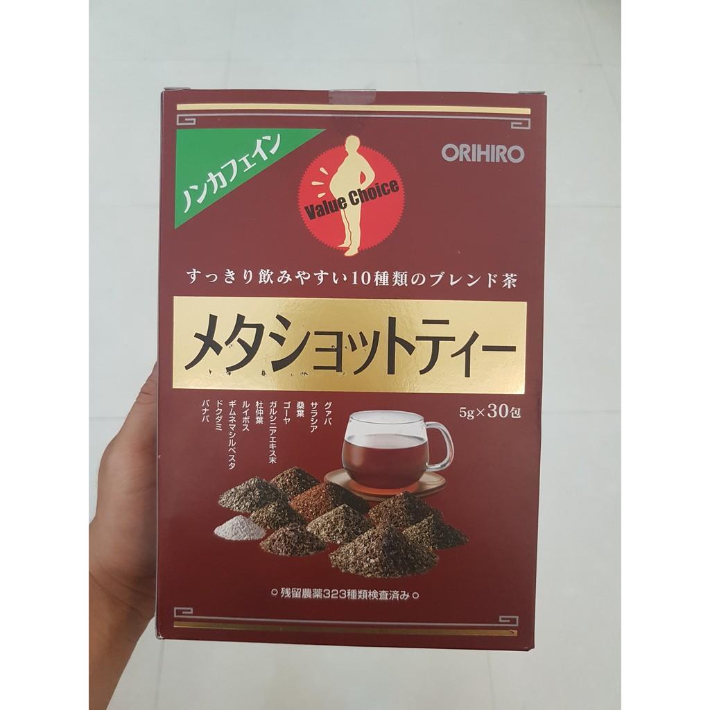 trà giảm cân ban ngày và đêm Orihiro | Shopee Việt Nam
