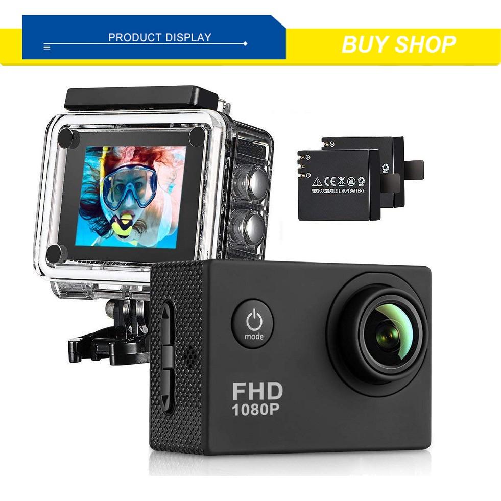Camera Hành Trình Phượt Waterproof Sports Cam 1080 Full HD Chống Nước - 3523909 , 1309007753 , 322_1309007753 , 272000 , Camera-Hanh-Trinh-Phuot-Waterproof-Sports-Cam-1080-Full-HD-Chong-Nuoc-322_1309007753 , shopee.vn , Camera Hành Trình Phượt Waterproof Sports Cam 1080 Full HD Chống Nước