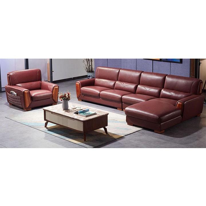 Bộ ghế sofa góc phòng khách nhập khẩu HFC-GSF1619-35 ca