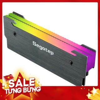 Tản nhiệt Ram Segotep NC4 Led RGB Sync, Led tự động và Led đồng bộ Main/Hub Coolmoon