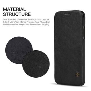 Bao da Samsung Galaxy Note 8 N950 hiệu G-Case Leather Business