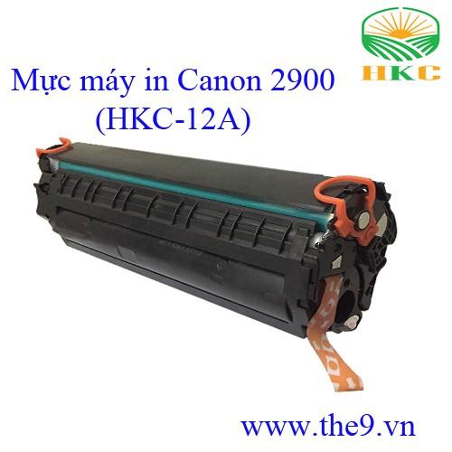 Hộp mực 12a giá rẻ dùng cho máy in HP 1020 ,3050, 3055, 1319,1010 ,1018 Canon 2900