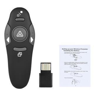 Đèn điều khiển laser dùng thuyết trình Powerpoint chuyên dụng tiện lợi thumbnail