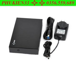 Hộp Đựng Ở Cứng HDD BOX 3.5 SSK HE-G3000 CHUẨN USB 3.0 thumbnail