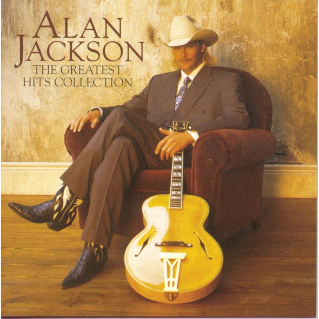 Alan Jackson - The Greatest Hits Collection - Đĩa CD