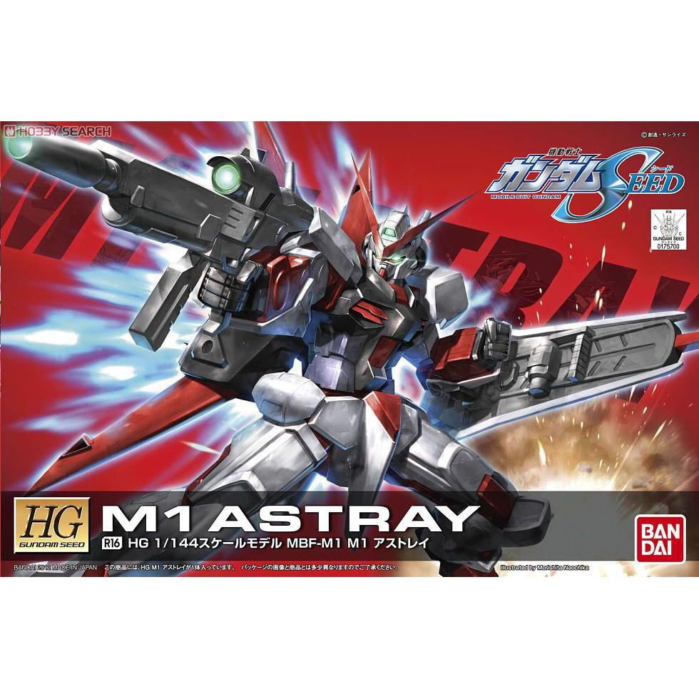 Mô hình Gundam HG SEED M1 Astray