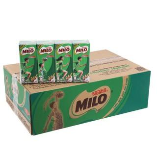 Thùng 48 Hộp x 180ml Sữa Milo Nestlé
