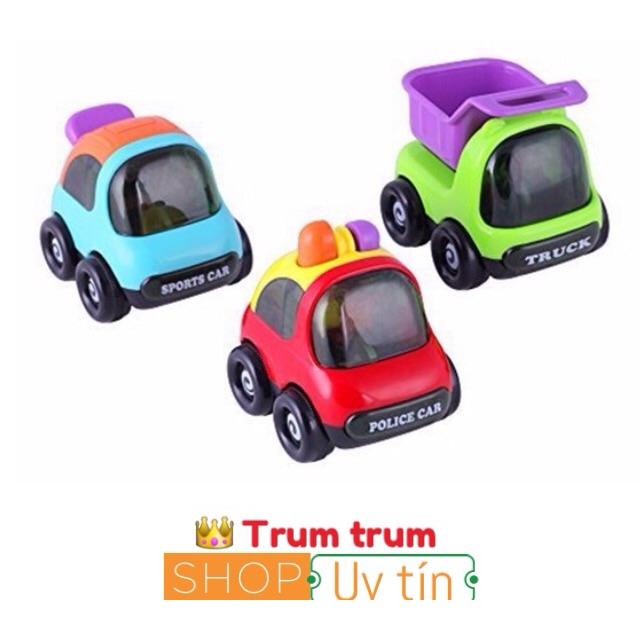 Ô tô nhựa mini bánh đẩy hàng xuất khẩu