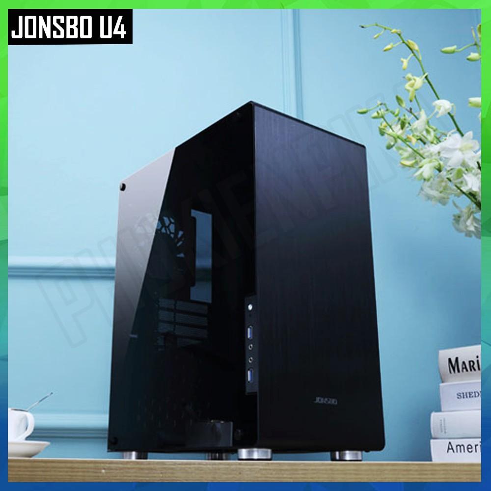 Thùng máy tính Case Gaming Jonsbo U4 sang trọng (Có 2 màu) - 3089247 , 1193006821 , 322_1193006821 , 1750000 , Thung-may-tinh-Case-Gaming-Jonsbo-U4-sang-trong-Co-2-mau-322_1193006821 , shopee.vn , Thùng máy tính Case Gaming Jonsbo U4 sang trọng (Có 2 màu)