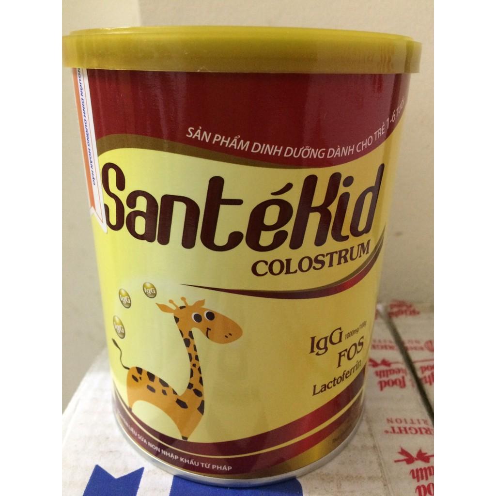 Sữa non Santé Kid 400g - 2482482 , 567475130 , 322_567475130 , 231000 , Sua-non-Sante-Kid-400g-322_567475130 , shopee.vn , Sữa non Santé Kid 400g