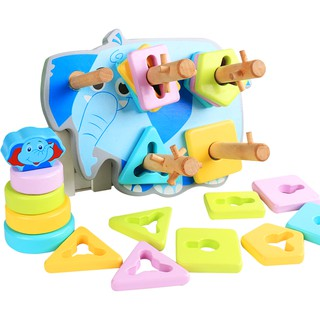 Building Block Set Educational Building Toy Puzzle Toy Learning Toy for Children