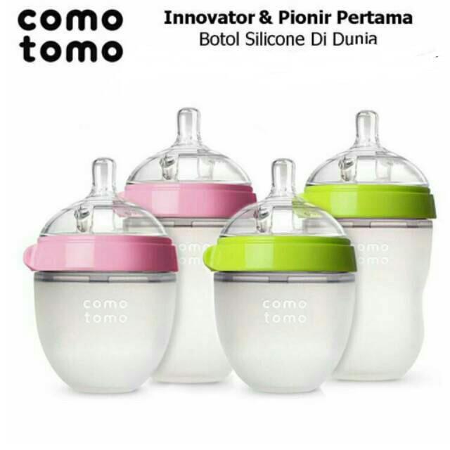 Bình sữa Comotomo Baby Bottle 150ml/250ml