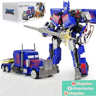 Robot biến hình SIÊU TO KHỔNG LỒ Optimus Prime cao hơn 35cm trong phim Transformers