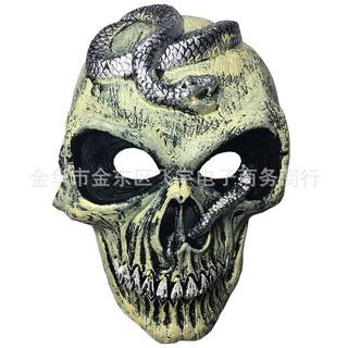 Mặt Nạ Đầu Lâu Hóa Trang Halloween