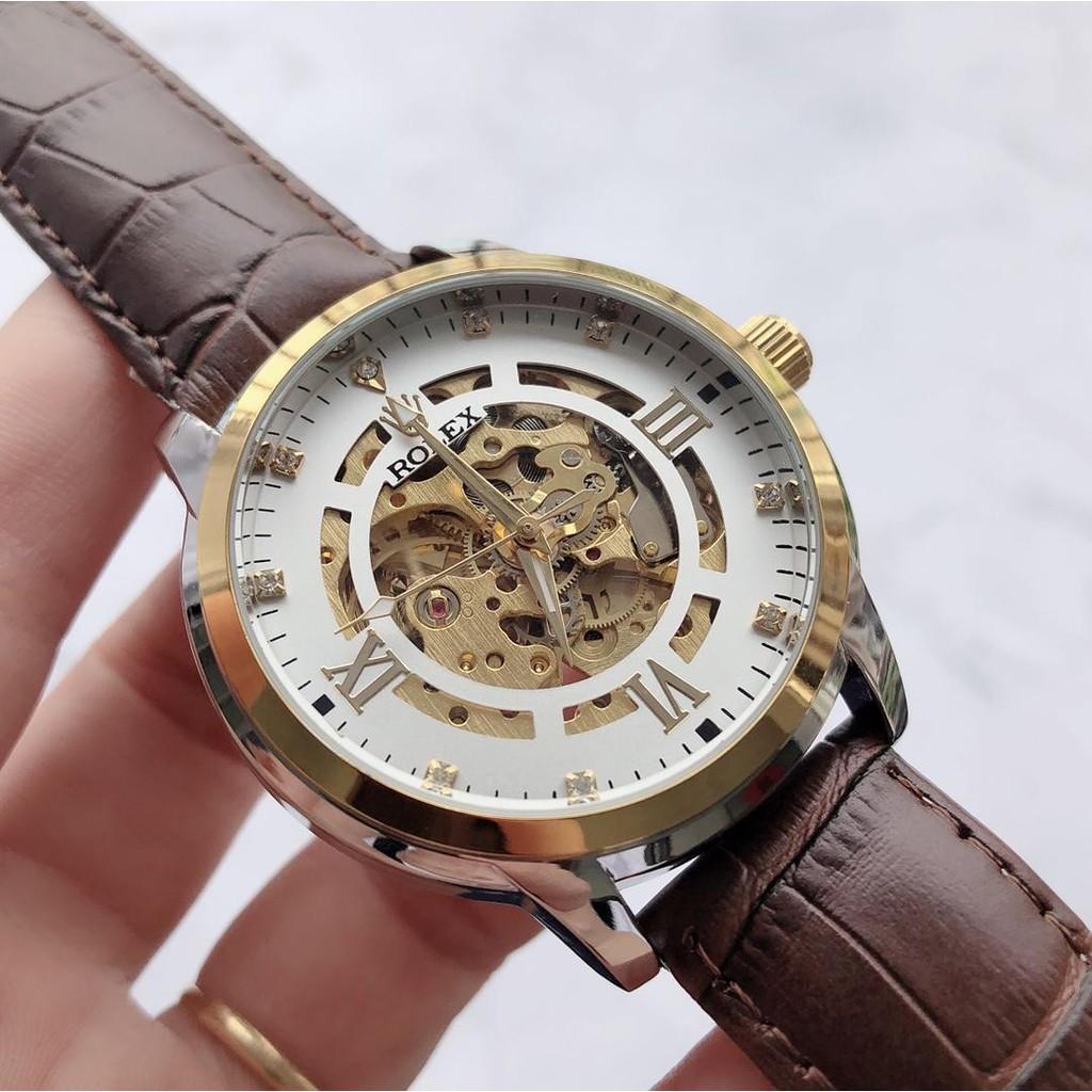 đồng hồ dây da thời trang cho nam - 14069032 , 2748577673 , 322_2748577673 , 714900 , dong-ho-day-da-thoi-trang-cho-nam-322_2748577673 , shopee.vn , đồng hồ dây da thời trang cho nam