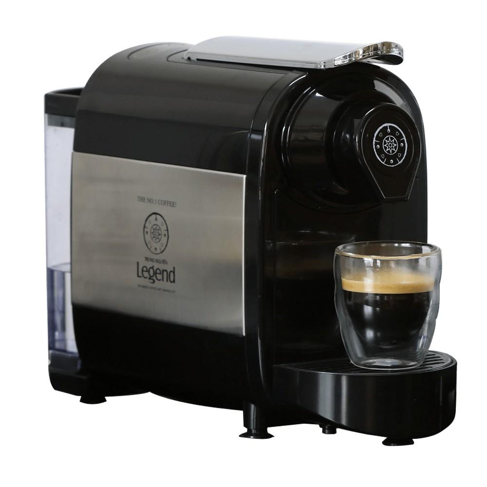 Máy pha cà phê viên nén LegendEra I - TC01 - Đen - Trung Nguyên Legend -  3,6kg