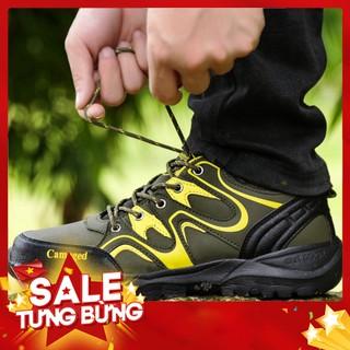 -HÀNG NHẬP KHẨU Thiết kế chất lượng tốt Giày đi bộ nam Giày chống nước Leo núi ngoài Liên hệ mua hàng 084.209.1989