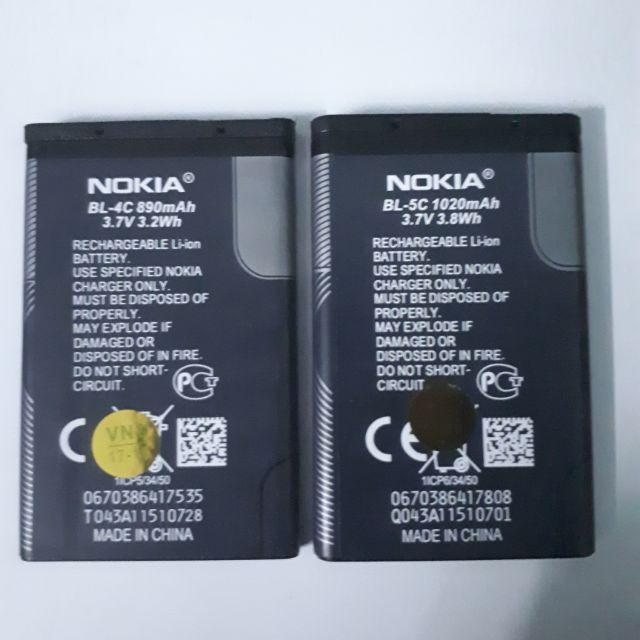 Pin Nokia 4C và 5C loại Trung Bình - 3233725 , 519449638 , 322_519449638 , 25000 , Pin-Nokia-4C-va-5C-loai-Trung-Binh-322_519449638 , shopee.vn , Pin Nokia 4C và 5C loại Trung Bình