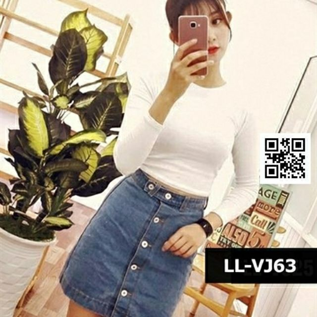 Váy Jean 63