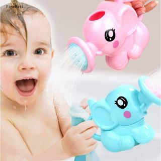 Baby Kids Elephant Shape Water Spray Shower Bath Swimming Toys