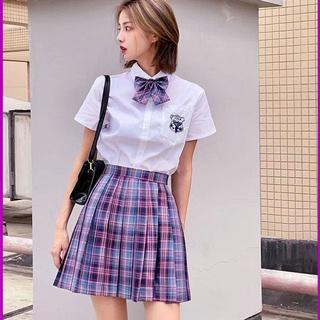 Chân váy tennis xếp ly Caro nhập khẩu loại 1 tiêu chuẩn Hàn QuốcAFGHD thumbnail