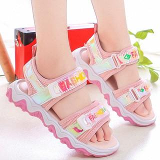 Xăng đan bé gái – giày sandal đi học bé gái ( Mẫu mới nhất ) TL58