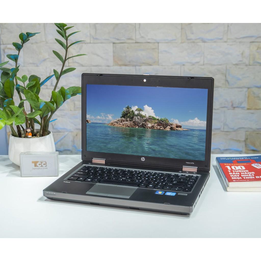 "Laptop HP Probook 6470B CPU Intel Core i5 3210, Ram 4Gb, SSD 120Gb, Màn 14"" (cũ)"