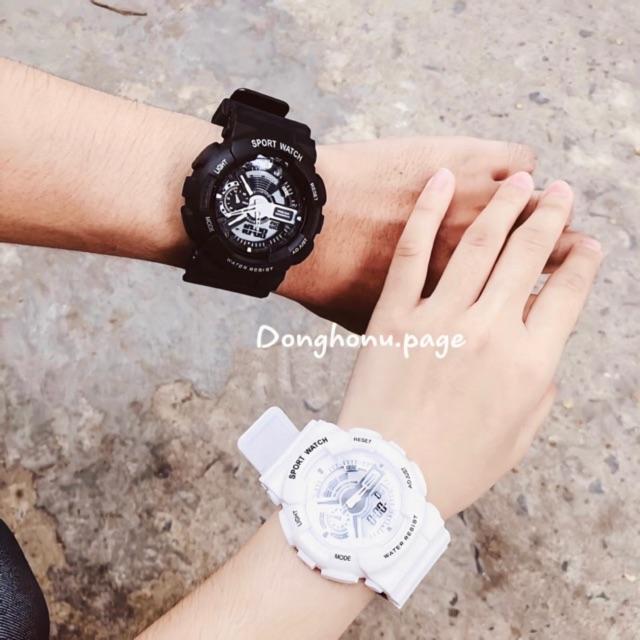 Đồng hồ Thể Thao Shhors 8810  [Đồng Hồ Shhors Chính hãng - Chống Nước ] bán chạy
