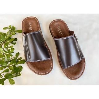 Giày Sandal Da Bò Thời Trang Cá Tính Trẻ Trung