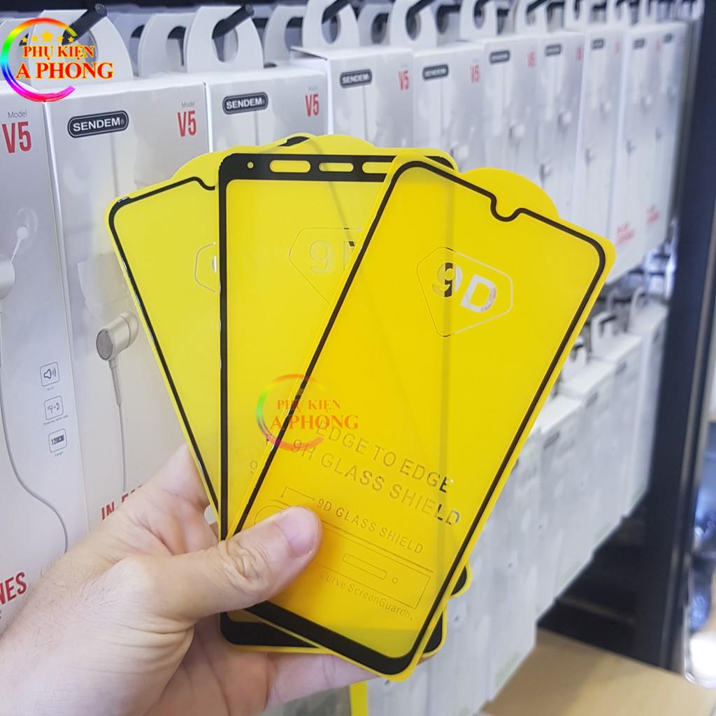 [Mua 5 cái Giá Sỉ] Cường Lực Xiaomi note 5,5pro, note 7,7pro, redmi note 8,8pro, mi 8lite, mi 9 redmi 6 redmi 7 redmi 8