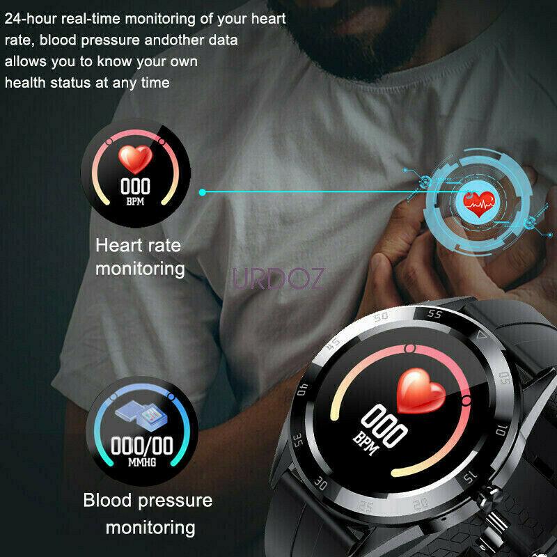 Đồng Hồ Thông Minh Y10 Chống Thấm Nước Kết Nối Bluetooth Theo Dõi Sức Khỏe Kèm Phụ Kiện