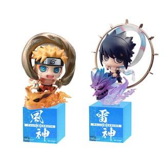 Cặp mô hình Naruto và Sasuke GEM mini