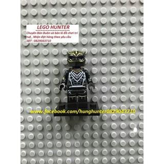 Minifigures mô hình nhân vật Black panther