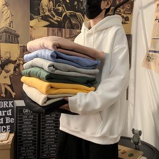 Hình ảnh Áo hoodie IFNICEFUTURE dài tay có mũ trùm đầu thời trang dành cho nam-1