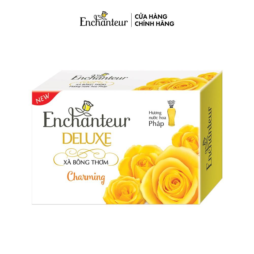 [HB Gift] Combo 3 bánh xà phòng Enchanteur 90gr/bánh (Mùi ngẫu nhiên)