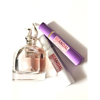 mẫu thử nước hoa jeanpaul gaultier scandal 10ml dạng xịt thumbnail