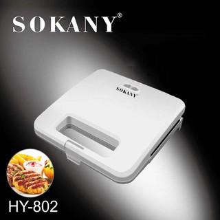 Máy nướng bánh mỳ Hotdog SOKANY