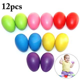 12 quả trứng đồ chơi âm nhạc vui nhộn cho bé