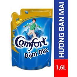 Nước xả vải Comfort Đậm Đặc Hương Ban Mai túi 1.6L MSP67145302