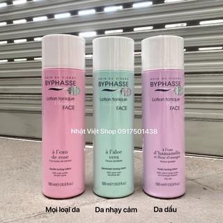 Nước hoa hồng dưỡng da Byphasse Face Soft Toner Lotion - Nước hoa hồng,  toner | ALamDep.com