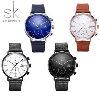 Đồng hồ nam Chính Hãng Shengke Korea K8063G