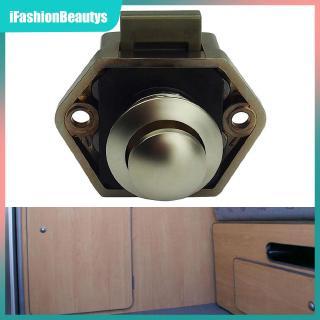 Khoá nhựa RV nhấn khoá có đường kính 20mm dành cho núm tủ Caravan Motorhome