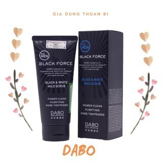 Sữa Rửa Mặt DABO Dành Cho Nam Giới DABO Black Force For Men thumbnail
