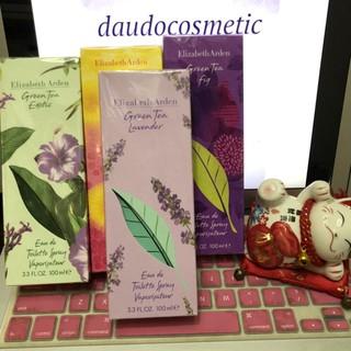 [ fullsize đủ mùi] Nước hoa Elizabeth Arden Green Tea Lanvender - Mimosa - Exotic - Fig - Lotus EDT 100ml