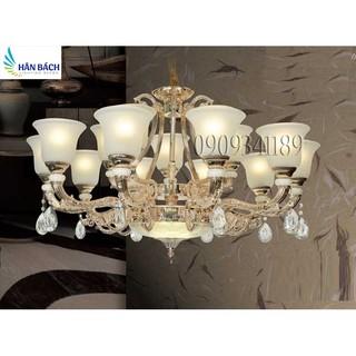 đèn chùm phòng khách,đèn chùm hiện đại,đèn gắn trần phòng khách 15 tay