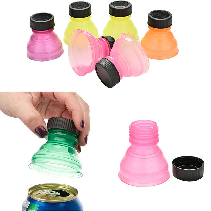 12PCS Easy And Practical Cans Dust Seal Cover